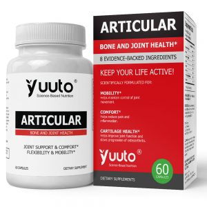 ARTICULAR BONE AND JOINT HEALTH SUPPLEMENT