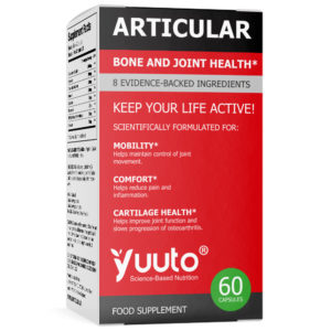 YUUTO® ARTICULAR BONE AND JOINT HEALTH