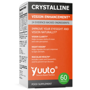 YUUTO® CRYSTALLINE VISION ENHANCEMENT