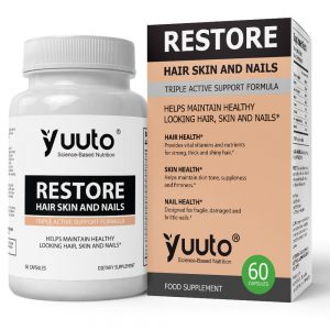 RESTORE HAIR SKIN AND NAILS SUPPLEMENT