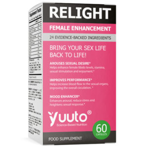 YUUTO® RELIGHT FEMALE ENHANCEMENT